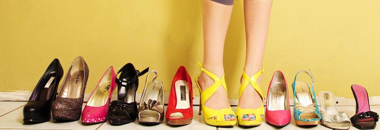 Tất tần tật những kiểu giày được lòng phái đẹp